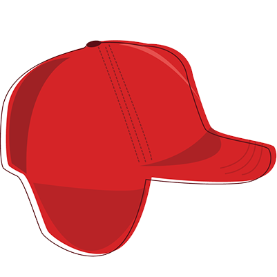 Red Hunting Cap